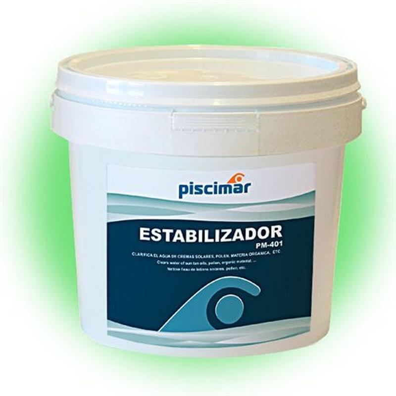 PM-401 Estabilizador de Cloro