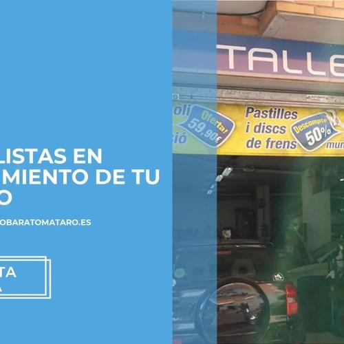 Taller mecánico en Mataró | Taller Llisà