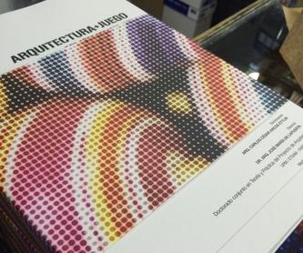 Impresión Tarjetas de PVC: Servicios  de Centro de Impresión