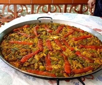 Restaurant: A la carte menu de Casa Navarro