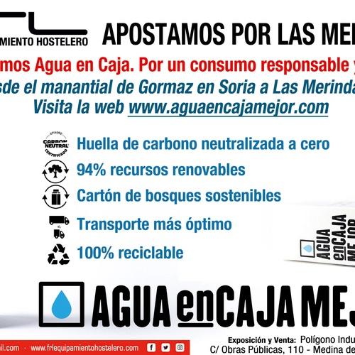 maquinaria hosteleria Medina de Pomar | FRL