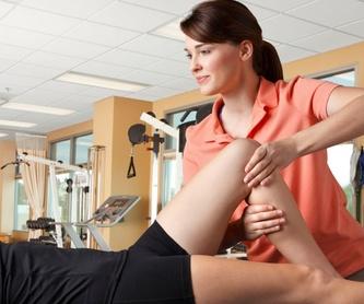 Fisioterapia: Tratamientos de Racó Vital