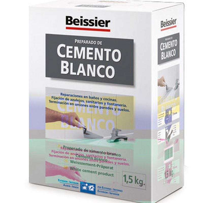 Cemento Blanco Barcelona