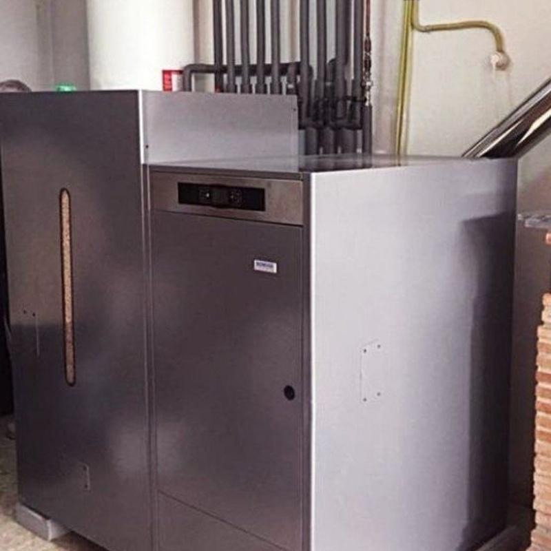 Biomasa: Servicios de Enerty Sur Fotovoltaica