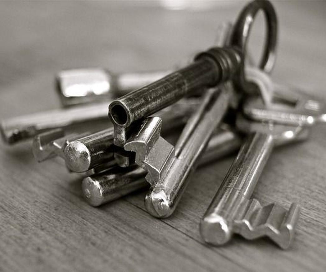 Historia de la llave