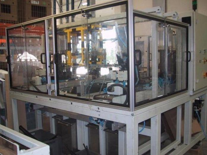Máquinas especiales: Productos de Maquinaria Industrial Rou S.L.