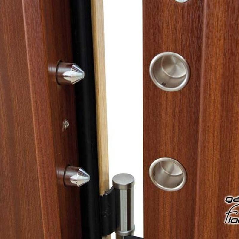 Puertas blindadas y acorazadas: Servicios de Puertas García Flores