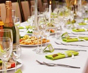 Celebraciones y comidas de grupo