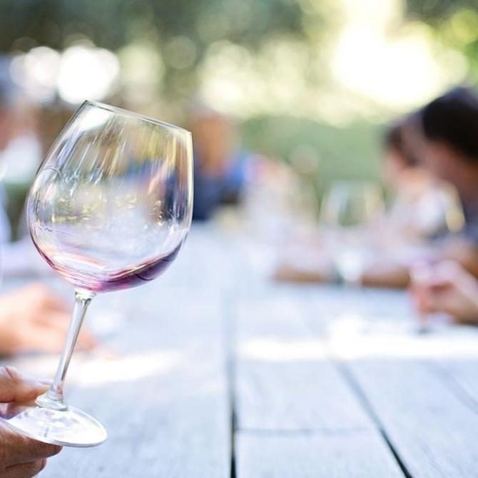 Cómo hay que catar un vino