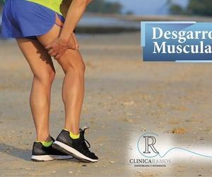 Tratamiento de desgarro muscular en Salamanca