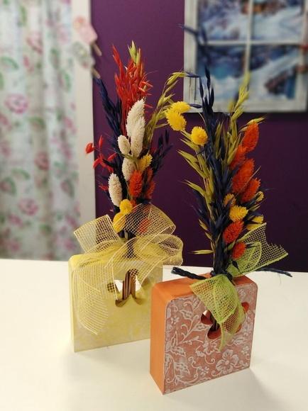 Centros espigas: Nuestras flores de Bouquet Flores y Plantas