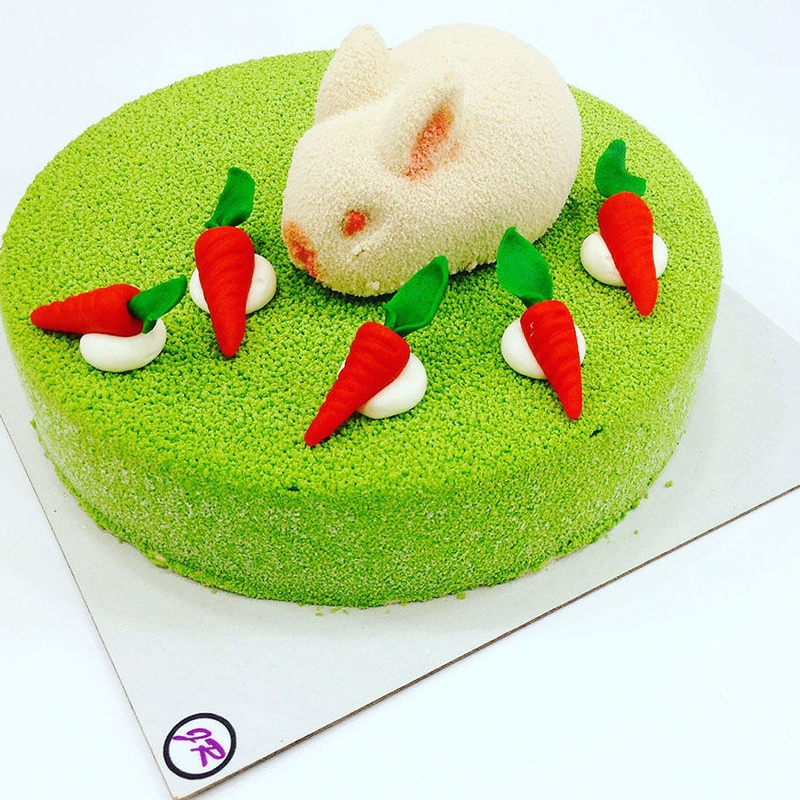 Tropical Bunny: Nuestros Productos de Pastelería Creativa Javier Ramos