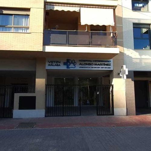 Hospital Veterinario en Málaga