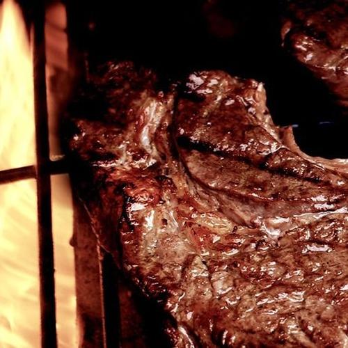 Carnes a la brasa en A Coruña