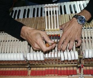 Afinación y restauración de pianos