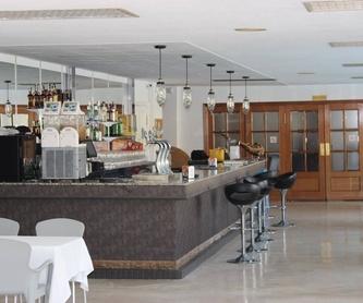 Platos principales: Nuestra Carta  de Restaurante Tenis Las Vegas