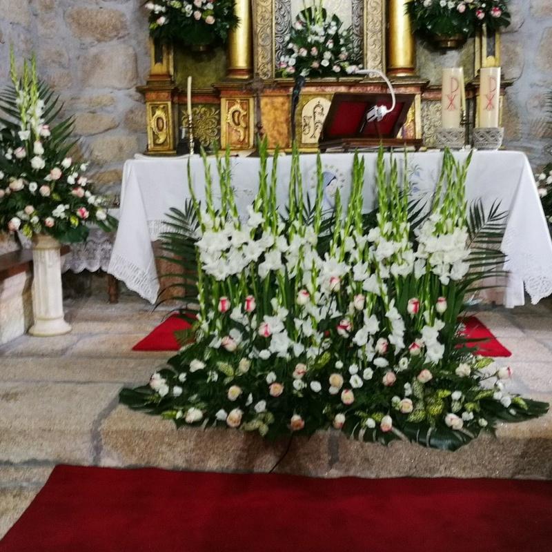 Comuniones y bautizos: Catálogo de FLORISTERÍA JOMACOS