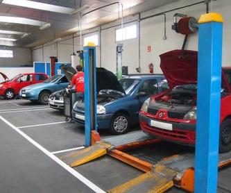 Mantenimiento y revisiones: Servicios de Autos - Miguel