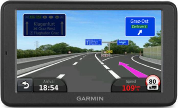 GARMIN DELZ 560LMTF (GPS CAMION): Catálogo de Olanni Electronics