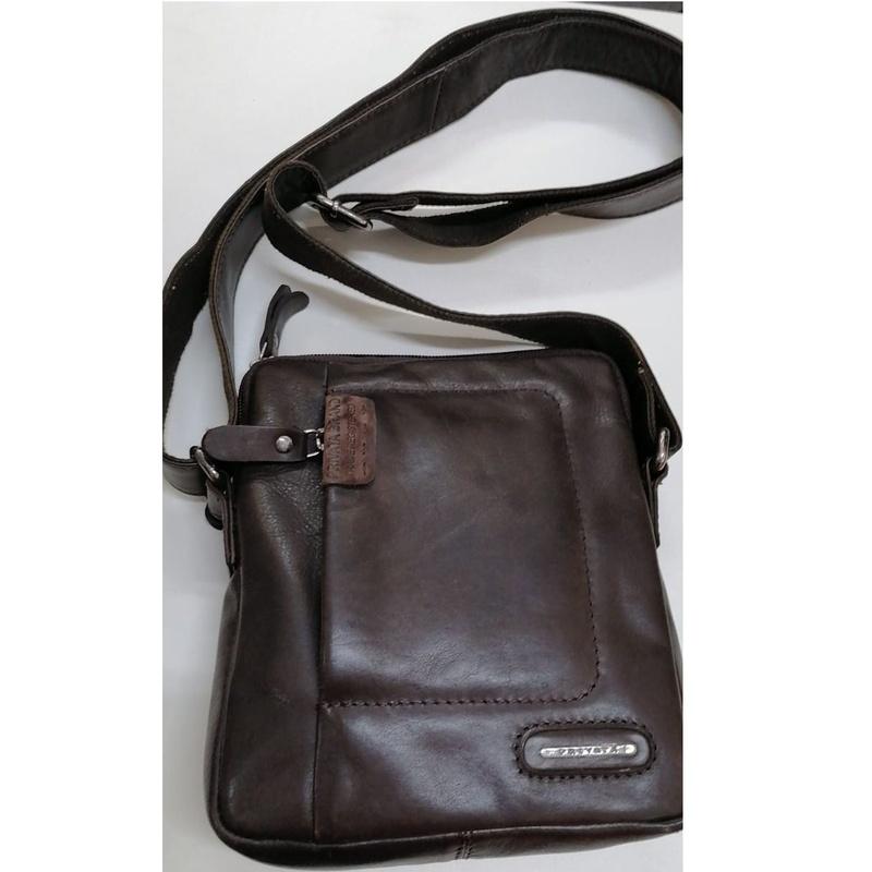 Bandolera en color marrón: Productos de Zapatería Ideal