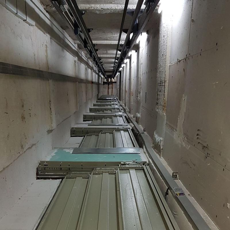 Instalación de ascensores: Nuestros servicios de Hefemar Empresa Constructora