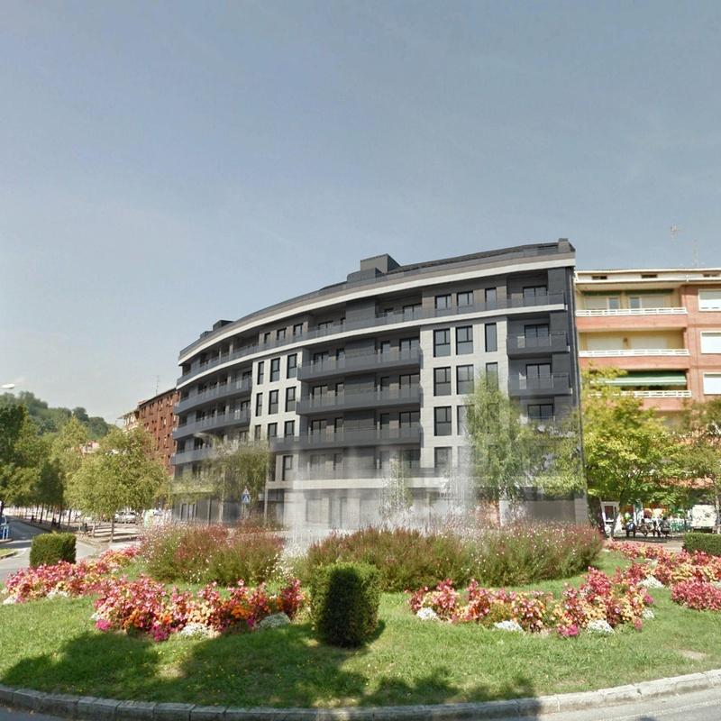 32 Viviendas en UE 1 Askatasun. Durango: Servicios y proyectos de Maurtua Arquitectos