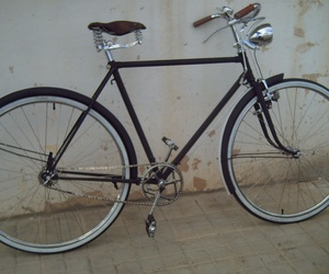 Restauración íntegra de bici de barilla de 1950 (después)