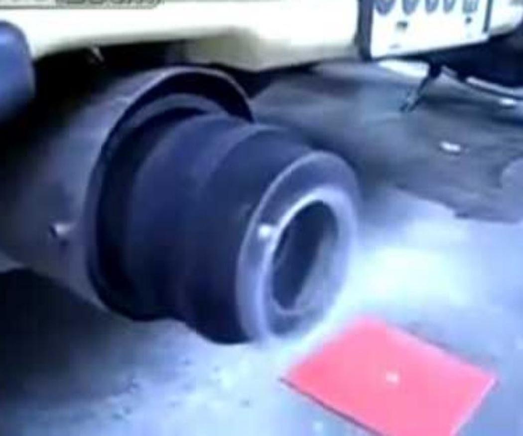 Los malos humos de un coche