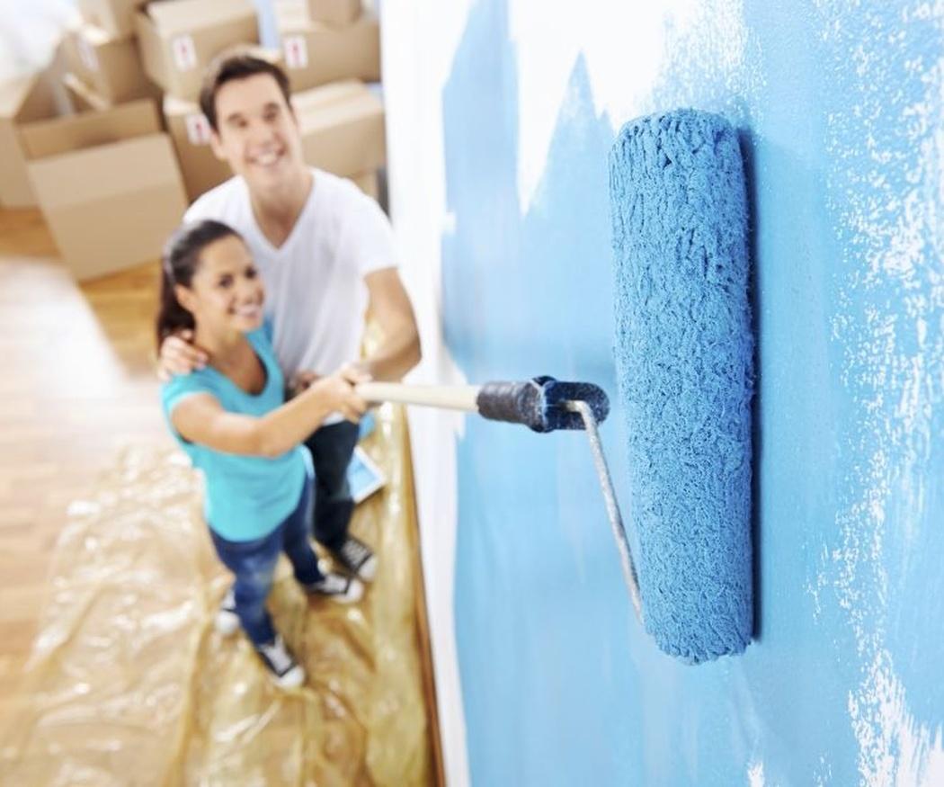 Pinta tu casa con los colores de moda