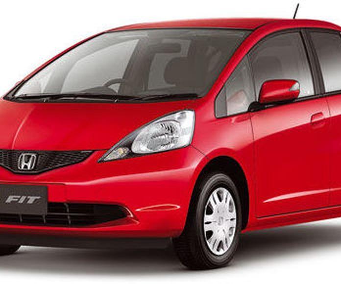 Honda Jazz Glp