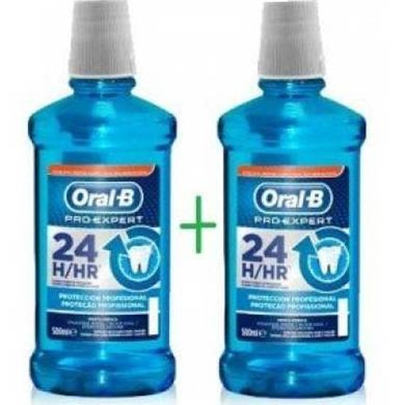 Oral B colutorio protección profesional: Productos de Parafarmacia Centro