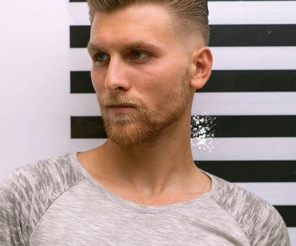 Corte de cabello + arreglo de barba