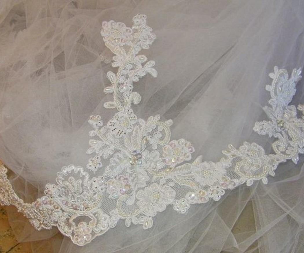El vestido de novia y la tintorería