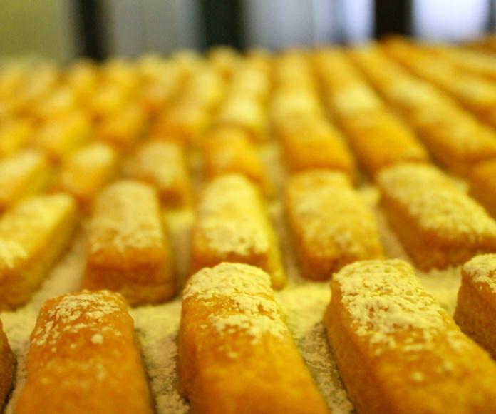 PASTAS NAVIDEÑAS: Panadería y Confitería de Panaderías y Confiterías Rodríguez