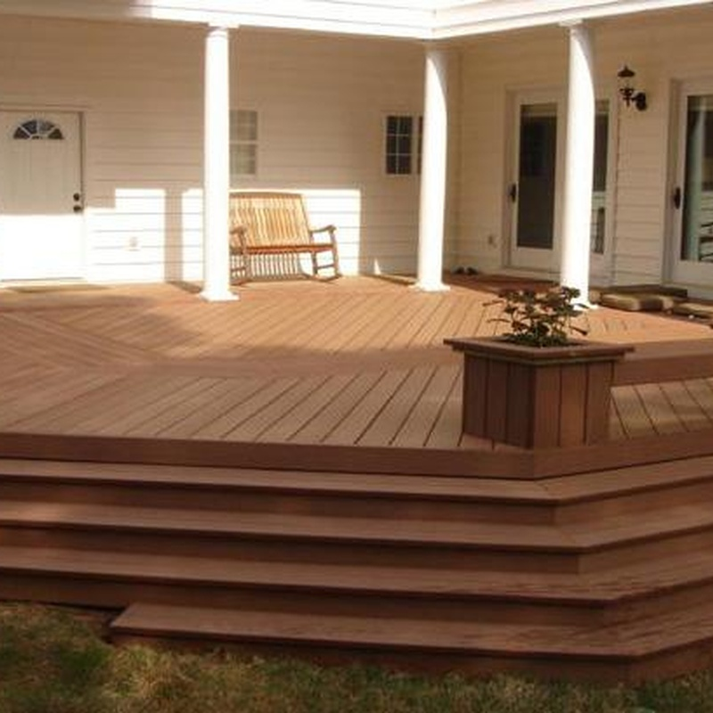 Timbertech Earthwood Terrain: Productos y Servicios  de Parquets Cruzgal