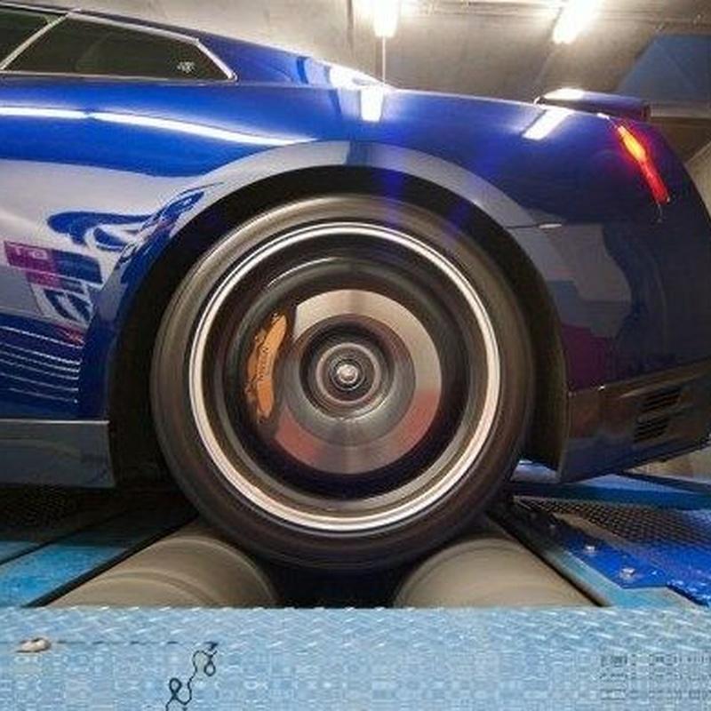 BANCO DE POTENCIA: Servicios  de ATS-motorsport