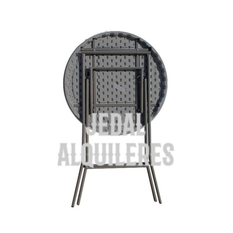 Mesa redonda alta 80X110 cm: Catálogo de Jedal Alquileres
