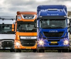El cartel de camiones