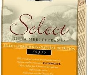 Select puppy 3 kg.
