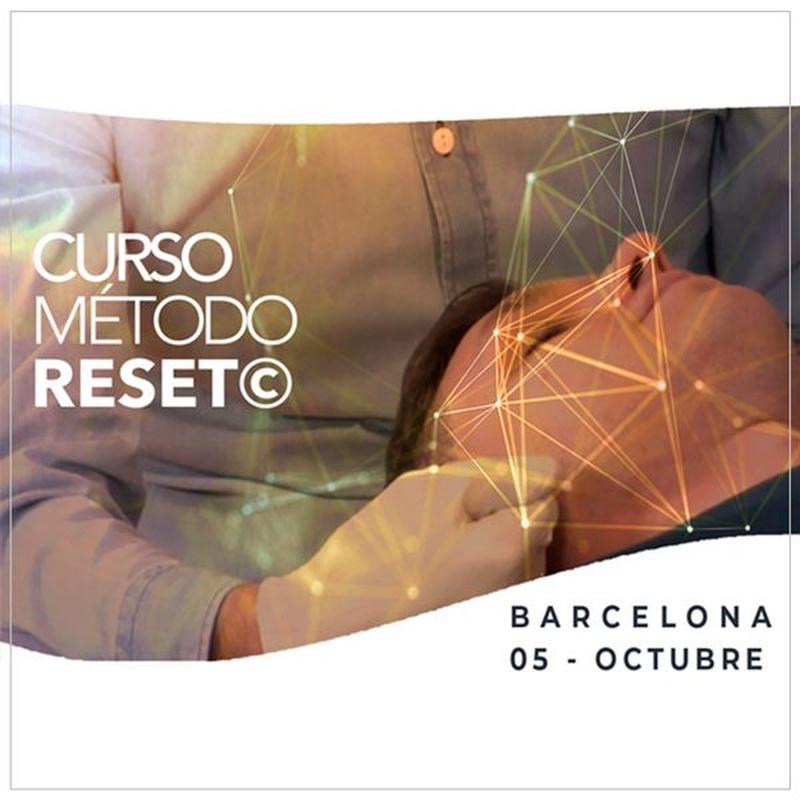 Método Reset: Cursos - terapias kinesiologia de Cursos Presenciales Kinesiología Unificada® Barcelona Rubén Álvarez