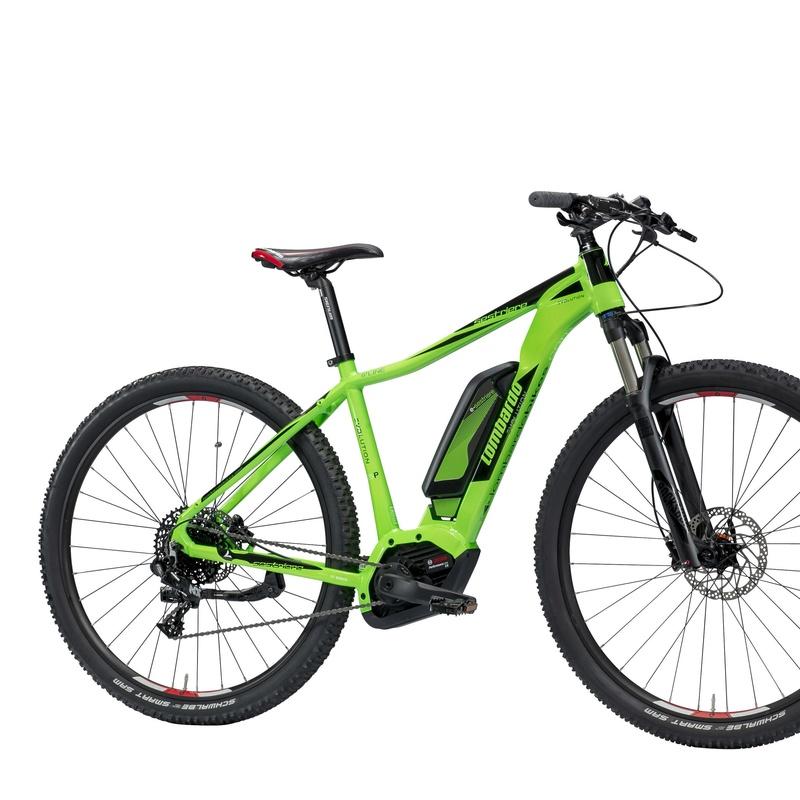 LOMBARDO SESTRIERE SPORT 7.0:  de E-Bike Guadarrama