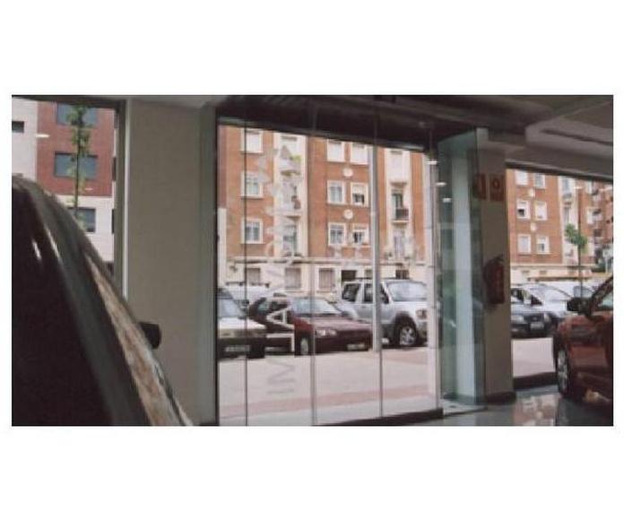 Puerta Corredera de cristal: Productos y Servicios de Talleres Sibel