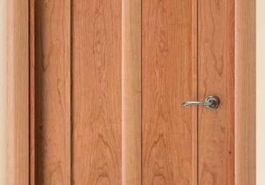 Puertas plafonadas