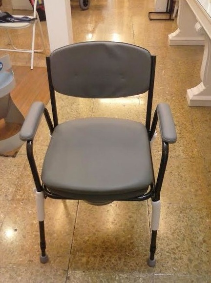 Silla WC: Catálogo de Ortopedia Crif