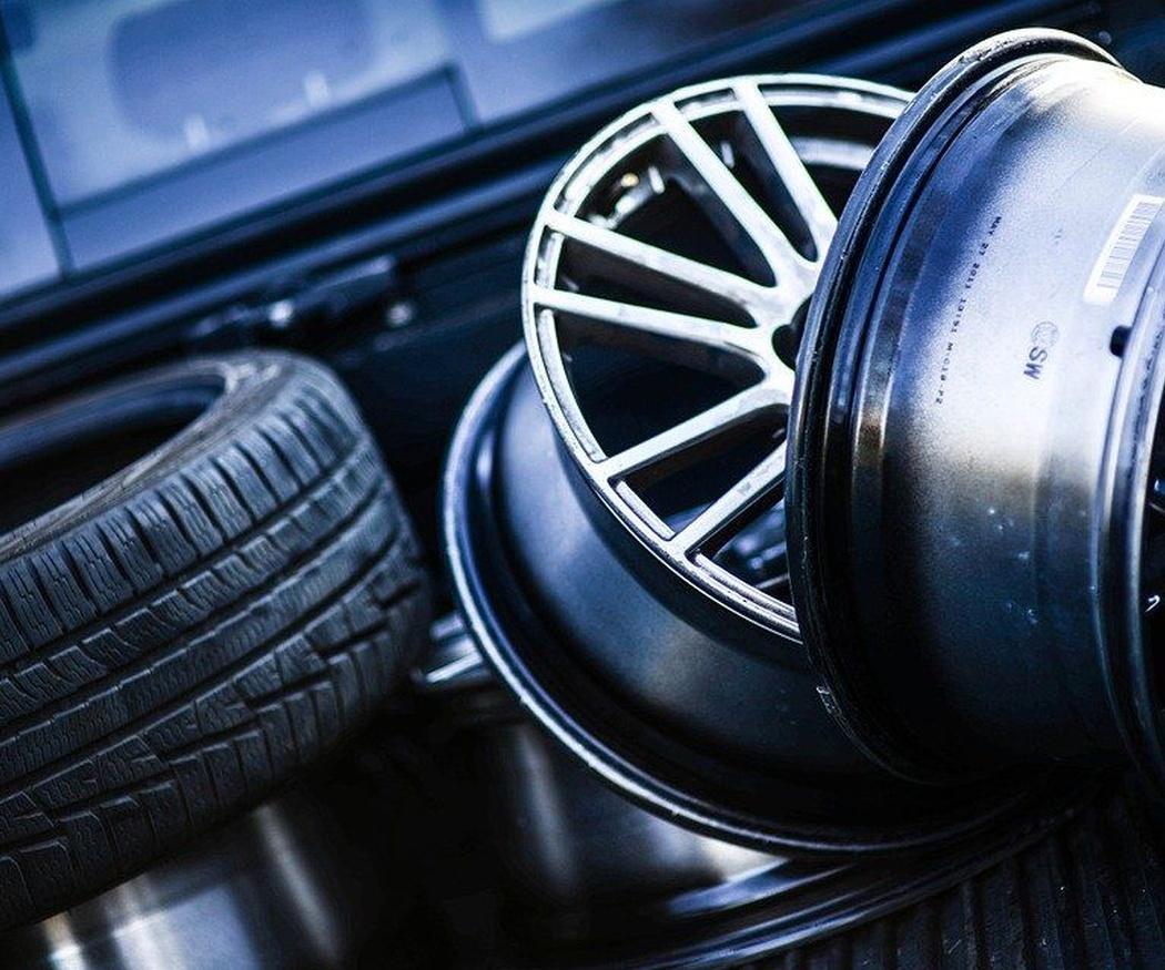 ¿Sabías cómo se fabrican los neumáticos?