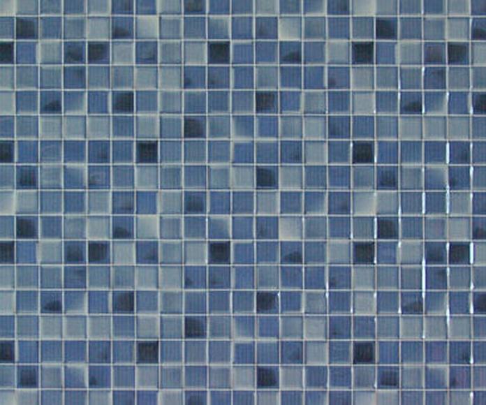 Azulejo modelo Trend azul