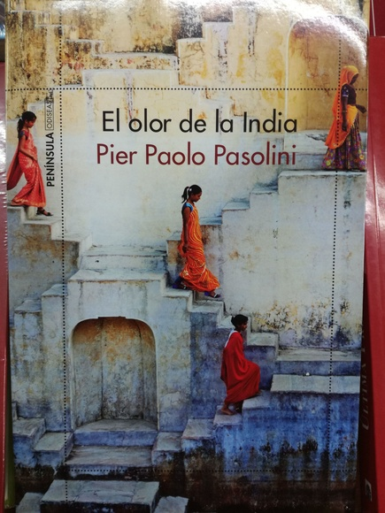 El olor de la India: SECCIONES de Librería Nueva Plaza Universitaria