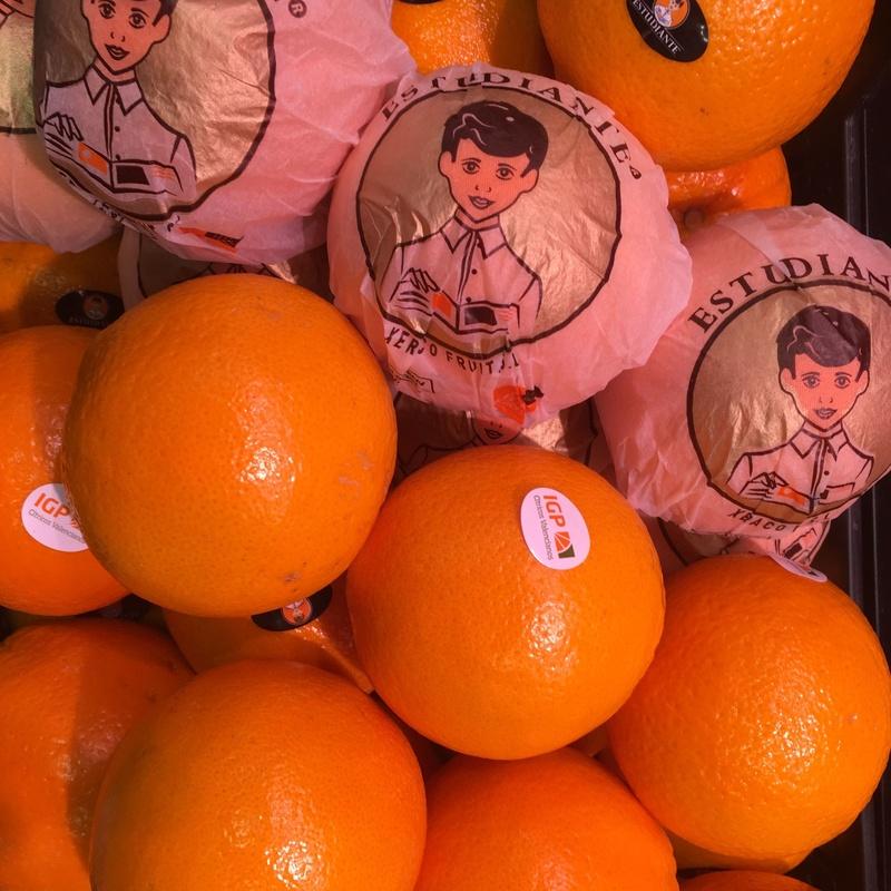 Naranja extra de mesa Estudiante