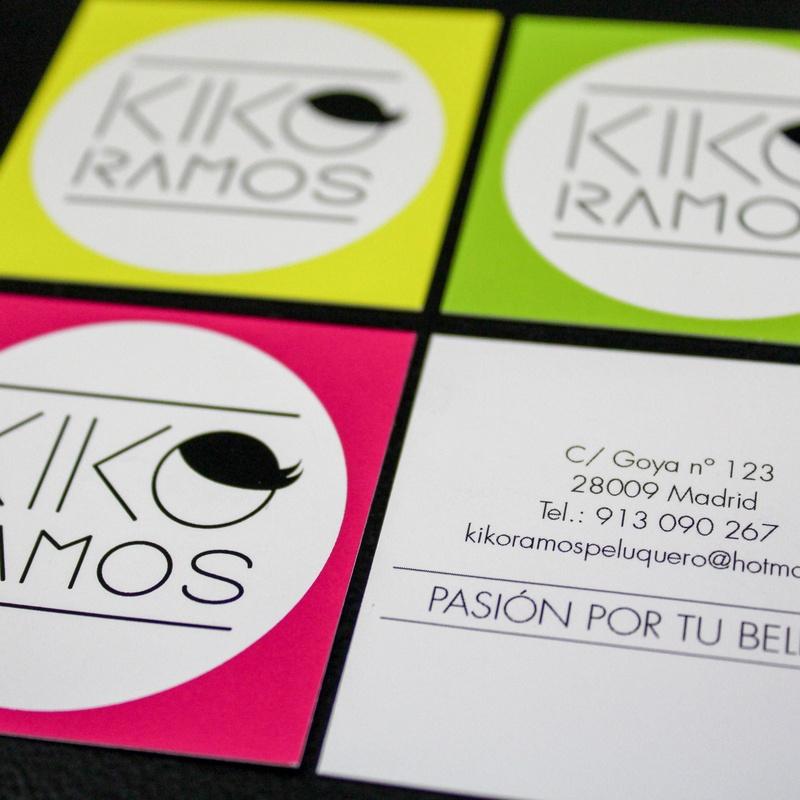 Pedicura: Servicios de Kiko Ramos