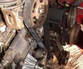 Baterías: Servicios de Talleres Mecánicos F. J